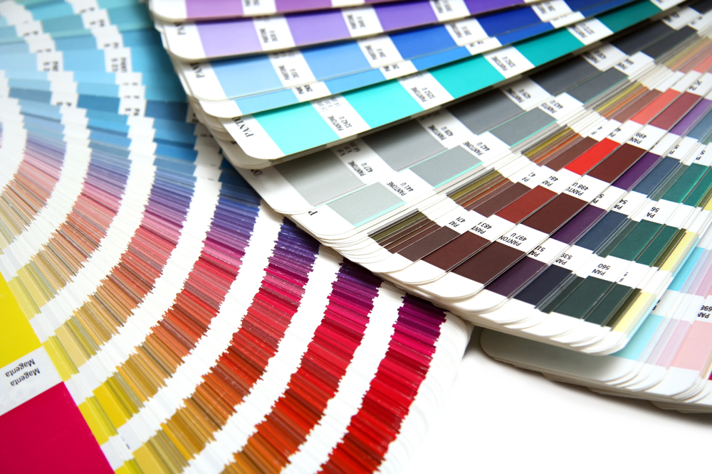 Matching Pantone Colors for Custom Label Design
